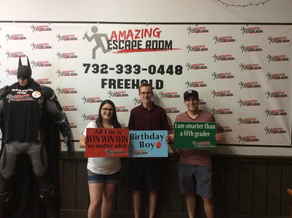Amazing Escape Room: Review: Amazing Escape Room