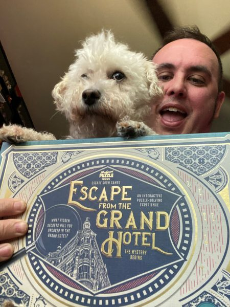 Review Professor Puzzle Escape From The Grand Hotel